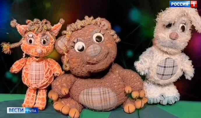 Амурский театр кукол представит тульским зрителям четыре  спектакля