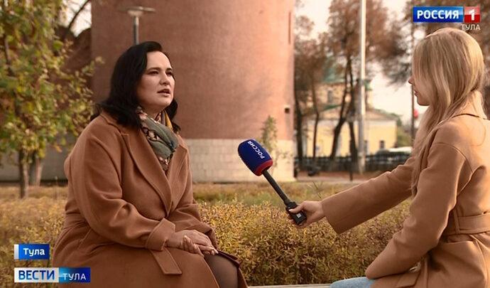 Интервью. Софья  Чубина