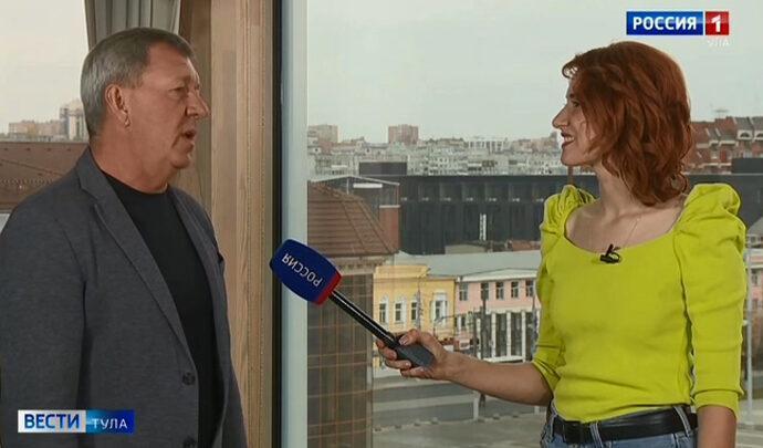 Интервью. Валерий Гриньковский