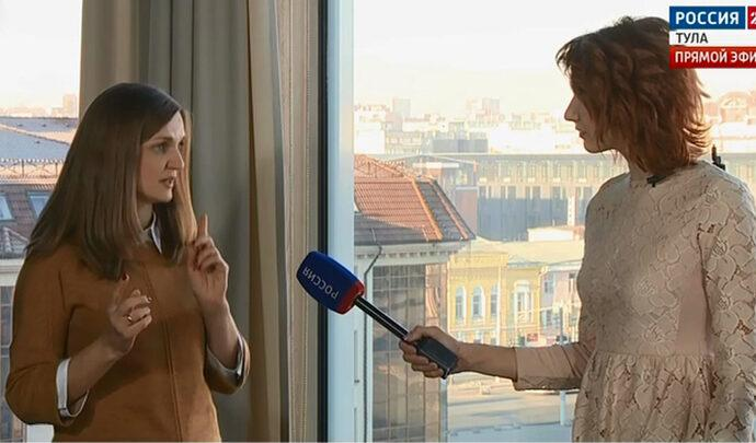 Интервью. Юлия Бурякова