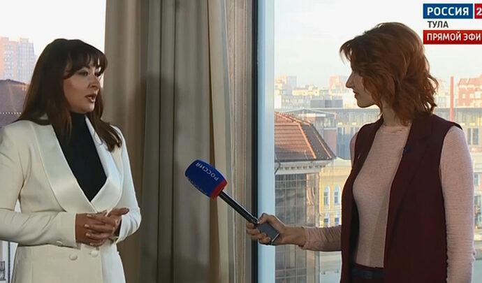 Интервью. Мария Морозова