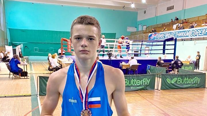Тульский боксёр Дмитрий Поляков взял «бронзу»