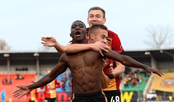 Кинг Кангва забил победный гол в ворота Зенита!