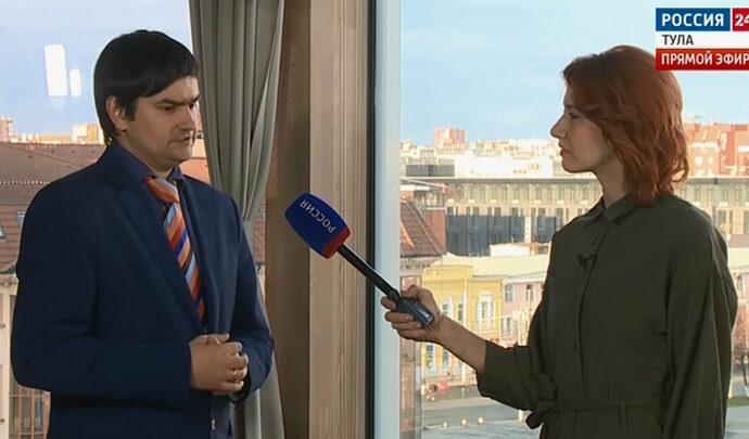 Интервью. Александр Касатиков