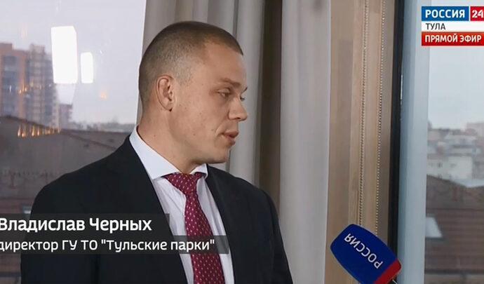 Интервью. Владислав Черных