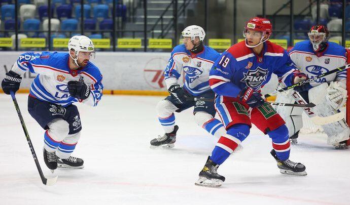 Хоккеисты АКМ в серии буллитов проиграли «Ладе»