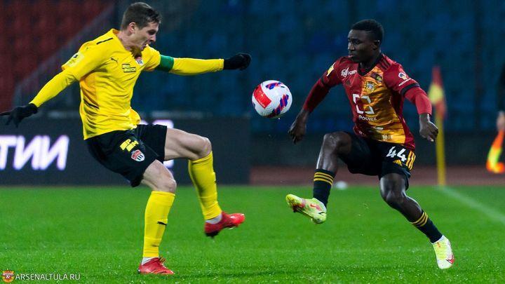 «Арсенал» к матчу с «Зенитом» будет готовиться в Московской области