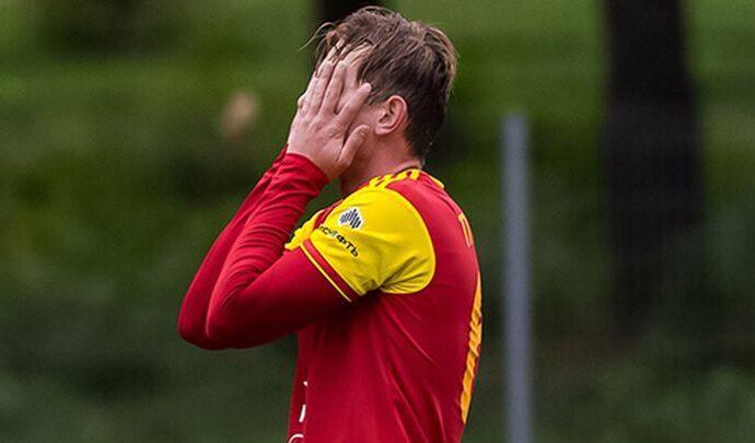 Молодёжный состав «Арсенала» в большинстве проиграл аутсайдерам из УОР-5