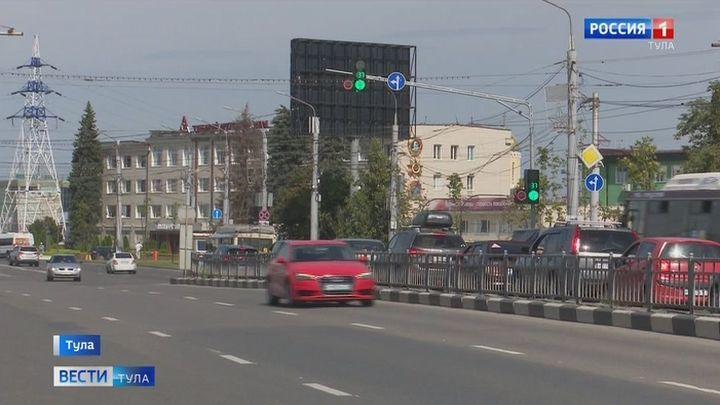 В Тульской области завершился ремонт дорог по нацпроекту «БКД»