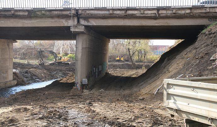 В Туле ограничат движение по Демидовскому мосту