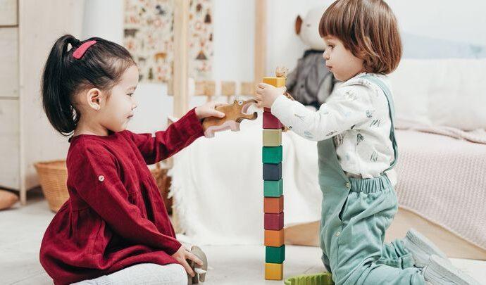 В Тульской области в нерабочие дни откроют дежурные группы в детсадах