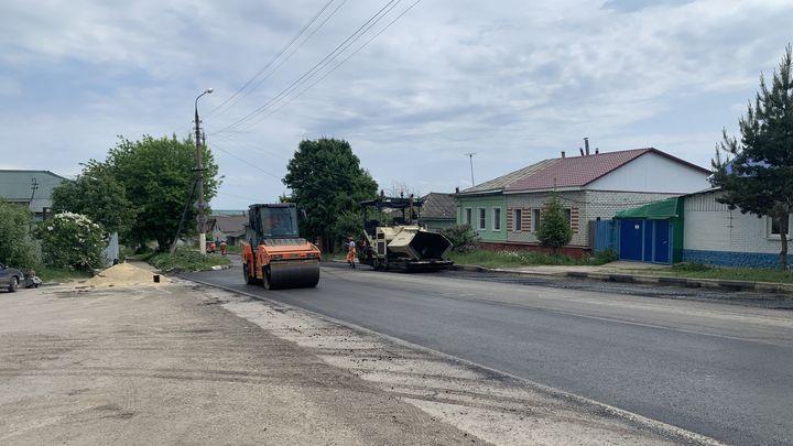 В Туле до зимы обновят более 20 километров дорог
