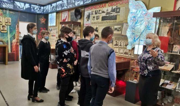 В Ефремове открыли выставку к 80-летию освобождения города от фашистов