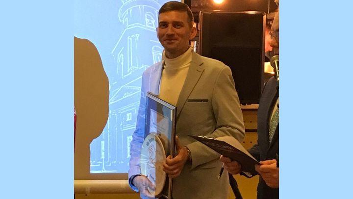 Журналист тульских «Вестей» стал лауреатом конкурса «Человек и Вера»