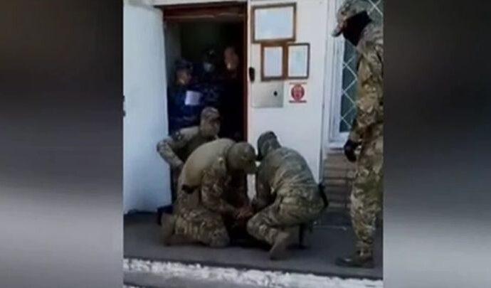В тульской колонии задержаны активисты запрещённого движения