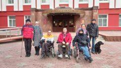 Туляки с инвалидностью посетили  Военно-исторический музей Орла