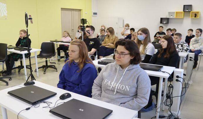 В «IT-кубе» Болохово прошел фестиваль «NAUKA 14+»