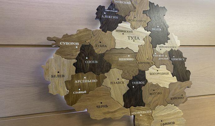 38 тульских тульских ТОСов претендуют на президентские гранты