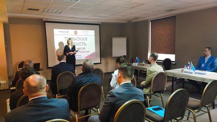 Тульская делегация отправилась с бизнес-миссией в Казахстан