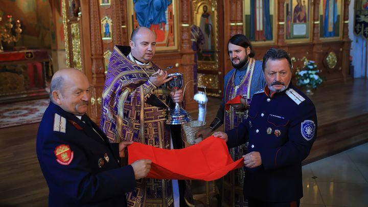 Выборы нового атамана: В Новомосковске собрался казачий Круг