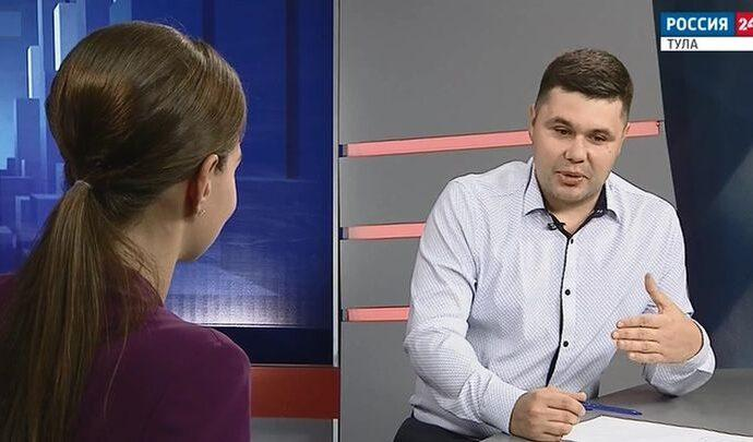 Интервью. Евгений Макалов