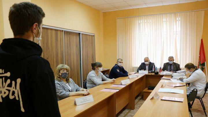 Порядка 100 новомосковцев встанут в строй