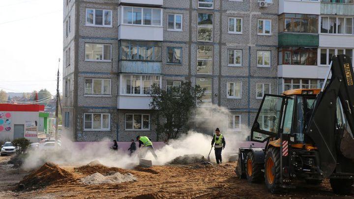 В Новомосковске намерены перевыполнить план по благоустройству
