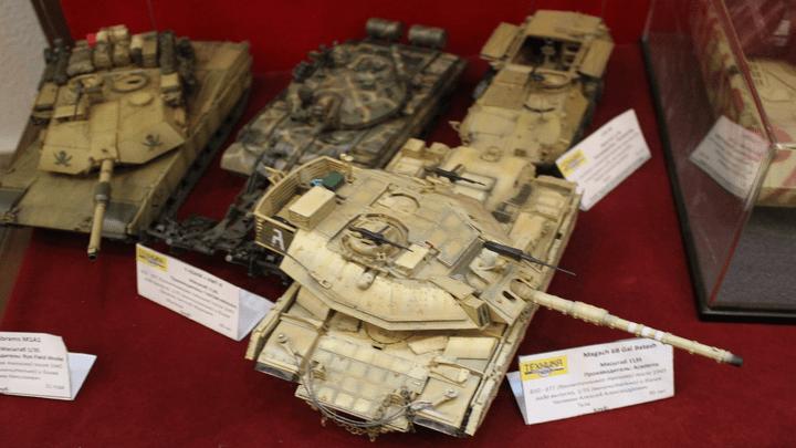 Броня крепка: Тульский музей оружия готовит новую выставку «Техника в масштабе»