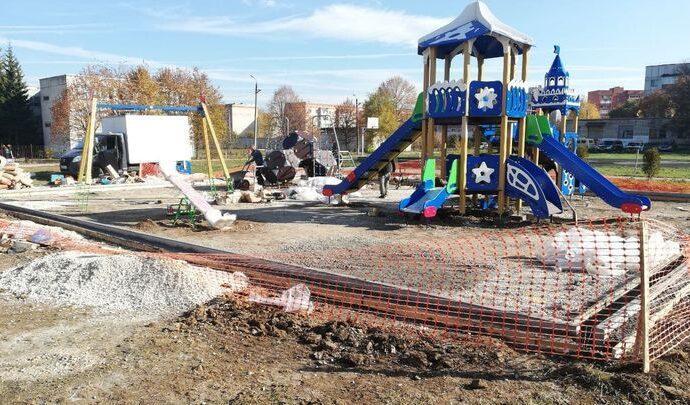 В Алексине построят «Зимний дворец» для детей
