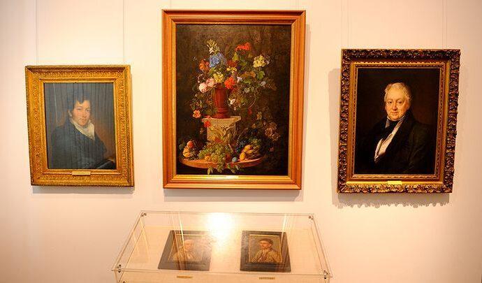 Тула и Иваново обменялись выставками живописи