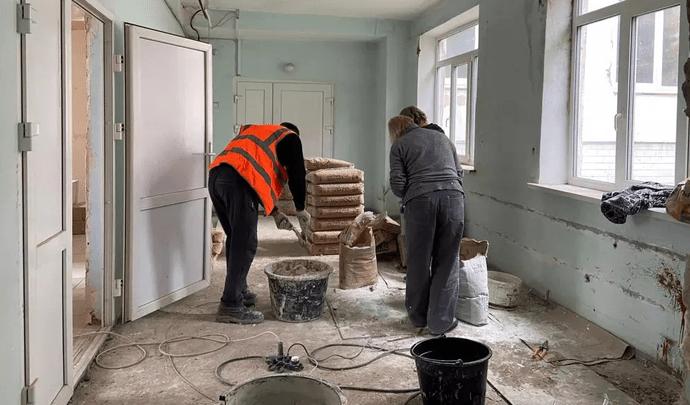 В Тульской области продолжается капитальный ремонт 20 поликлиник, ФАПов и амбулаторий