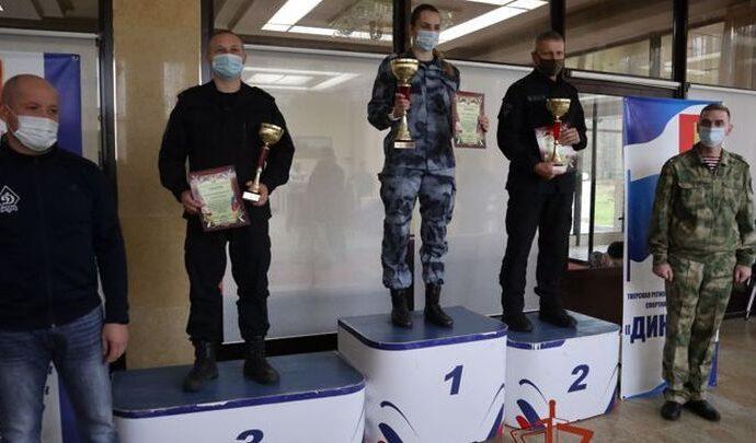 Тульские спецназовцы взяли «золото» первенства по спортивному ориентированию