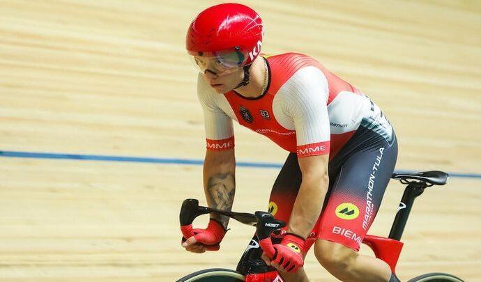 Сергей Ростовцев – чемпион Европы в гонке с выбыванием