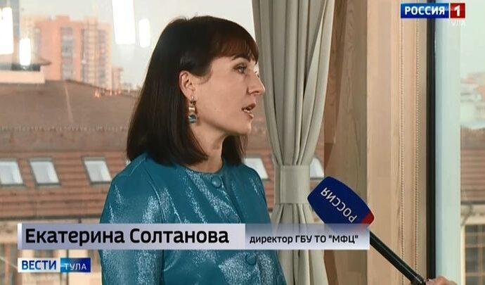 Интервью. Екатерина Солтанова
