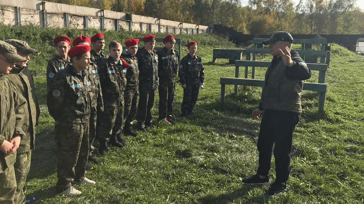 Тульские школьники стали участниками Всероссийской военно-спортивной игры «Казачий сполох»
