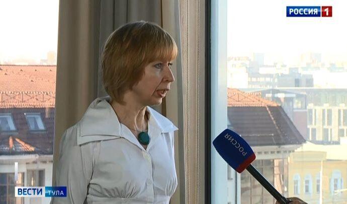Интервью. Татьяна Светашева