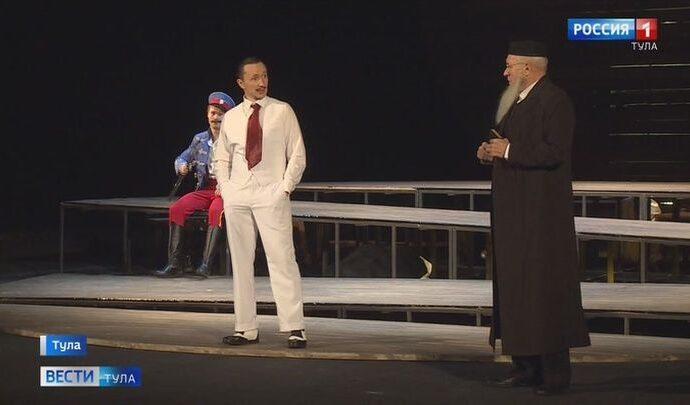 Тульский театр драмы приглашает совершить увлекательное путешествие в Одессу столетней давности