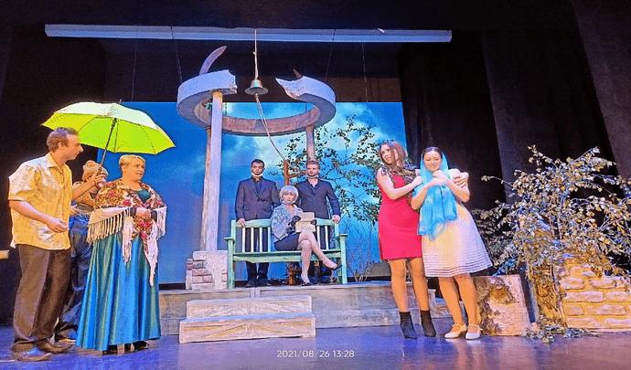В Узловском молодежном театре реализуется федеральный проект