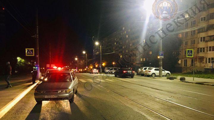 На улице Максима Горького в Туле сбили пешехода