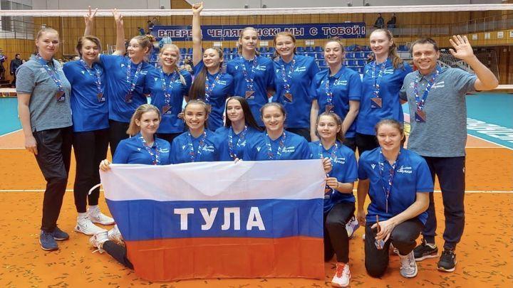 «Тулица-2» стала бронзовым призёром Кубка Молодёжной лиги