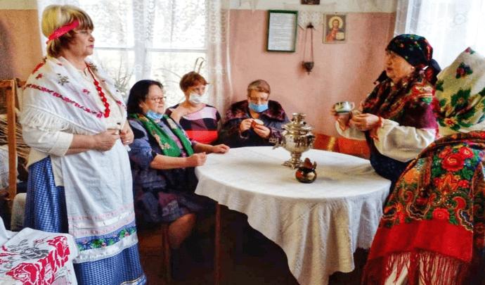 В Новомосковске отмели Международный день сельских женщин